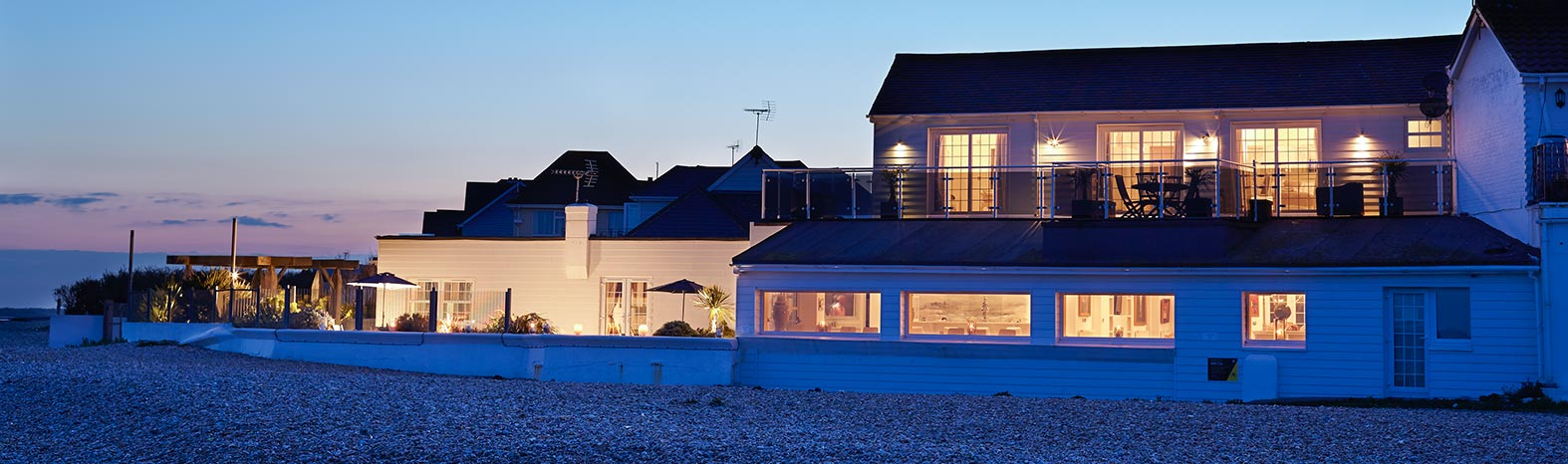 Luxury Beach House Rental Angmering on Sea