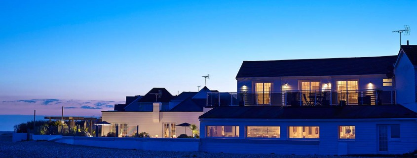 Angmering On Sea Luxury Beach House Rental Sussex