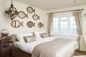 luxury beach house in the UK