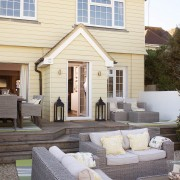 Club Walk Beach House Luxury accommodation west sussex