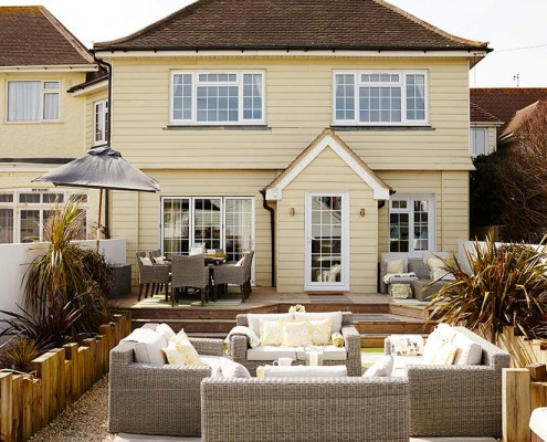 family holiday homes in Sussex