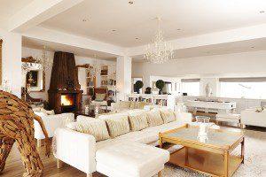private luxury beachfront houses