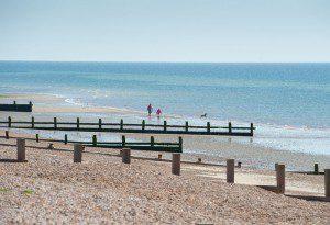 Luxury beach houses in West Sussex