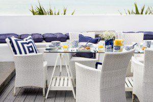 Luxury beach houses in the UK